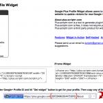 GooglePlus Widget – har du lavet din?